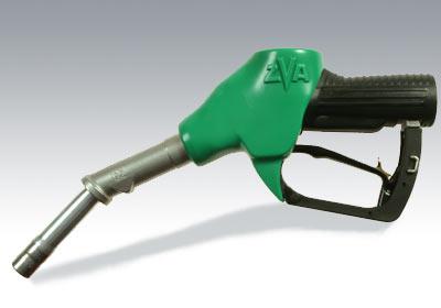 benzinkút pisztoly