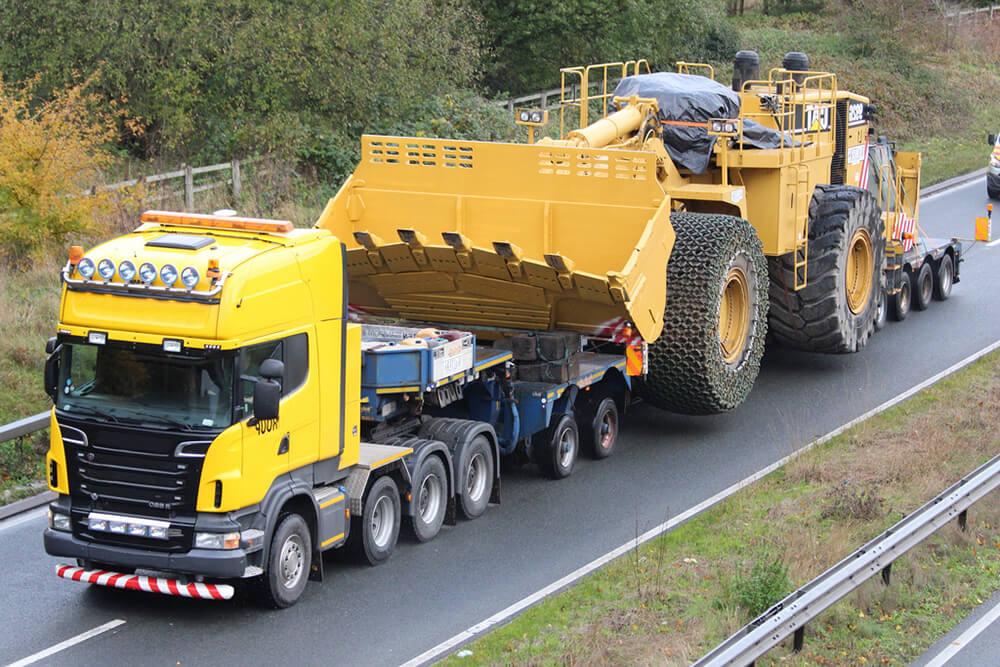 Mik a gépszállítás és a túlméretes szállítás szabályai és a mérethatárok külföldön és Magyarországon